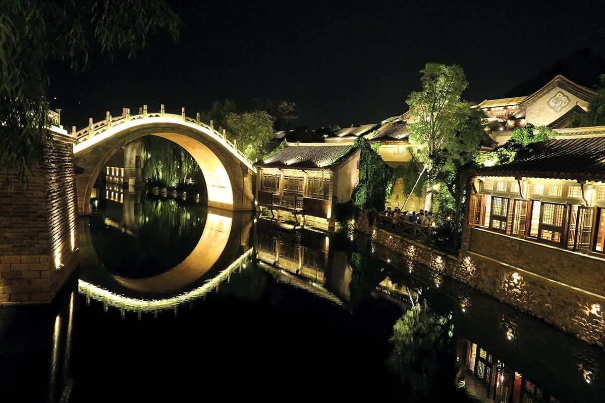 China – Fairy-tale Town, Big City Splendor